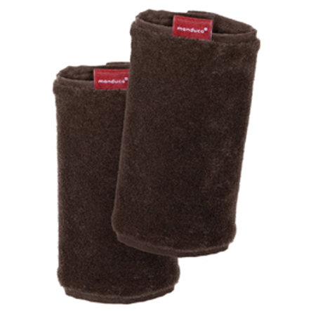 Manduca FumBee Belt Pad brown, 2 pcs.