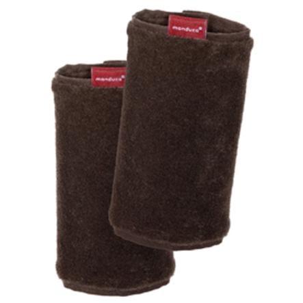 MANDUCA Fumbee Bitskydd brown - dubbelpack