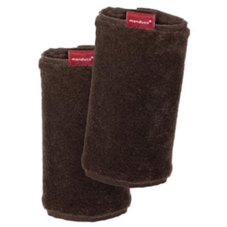MANDUCA Fumbee Gurtschoner brown Doppelpack