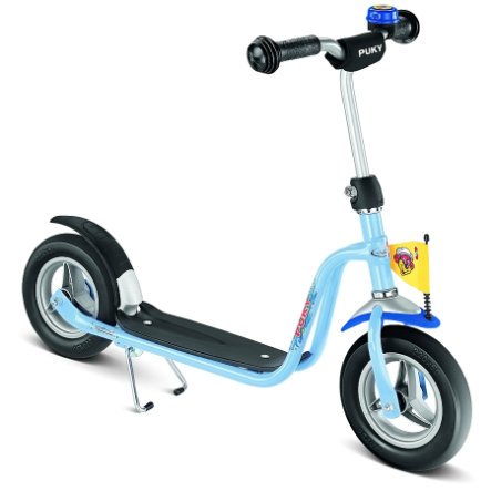 PUKY Scooter R03 with foam tyres, ocean blue 5146