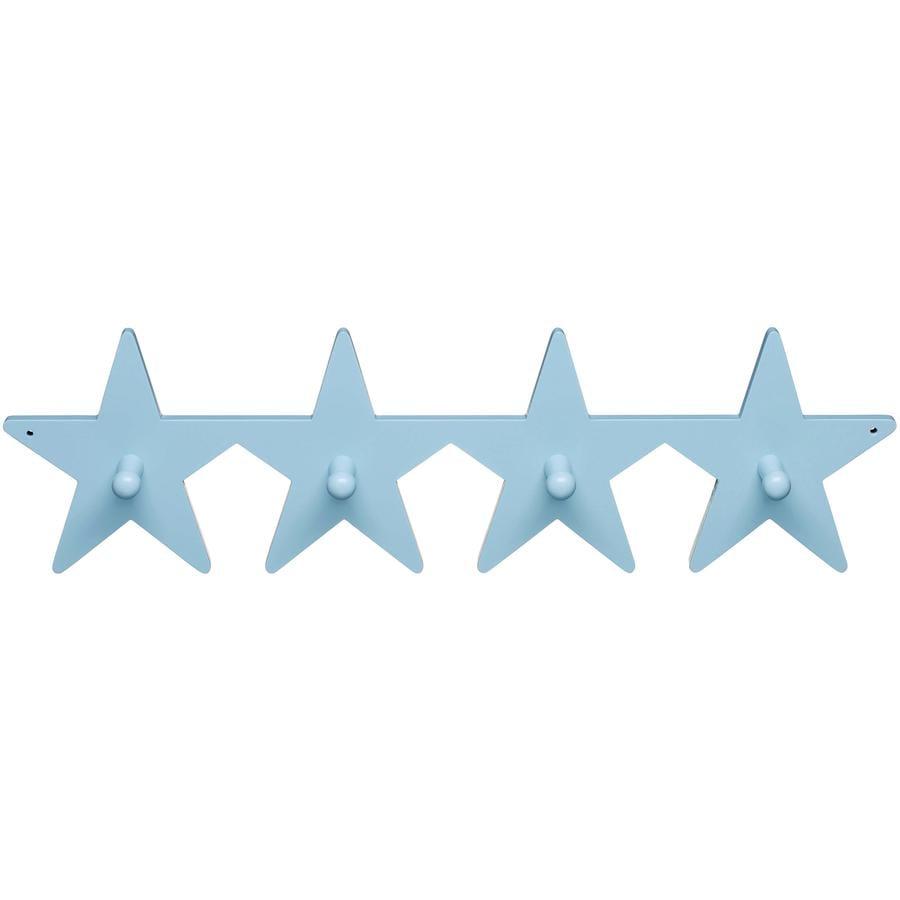 KIDS CONCEPT Garderobe Star, blau 50 cm
