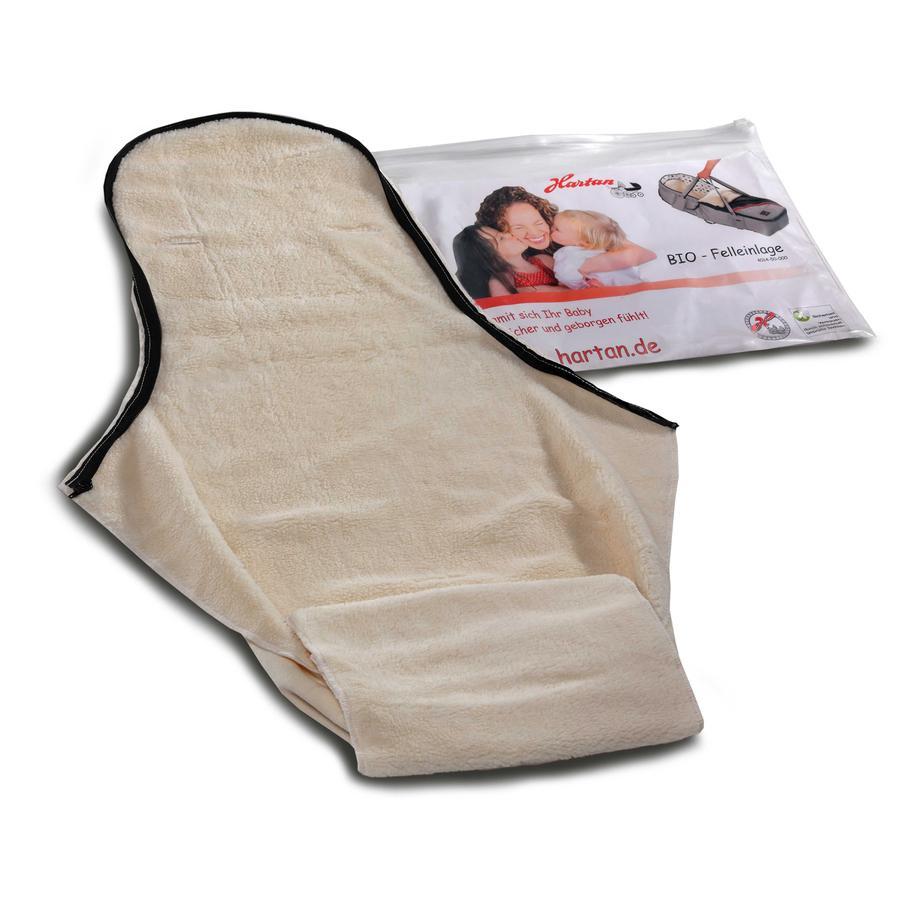 HARTAN Zimní kožešinová vložka do vložné tašky Softtasche