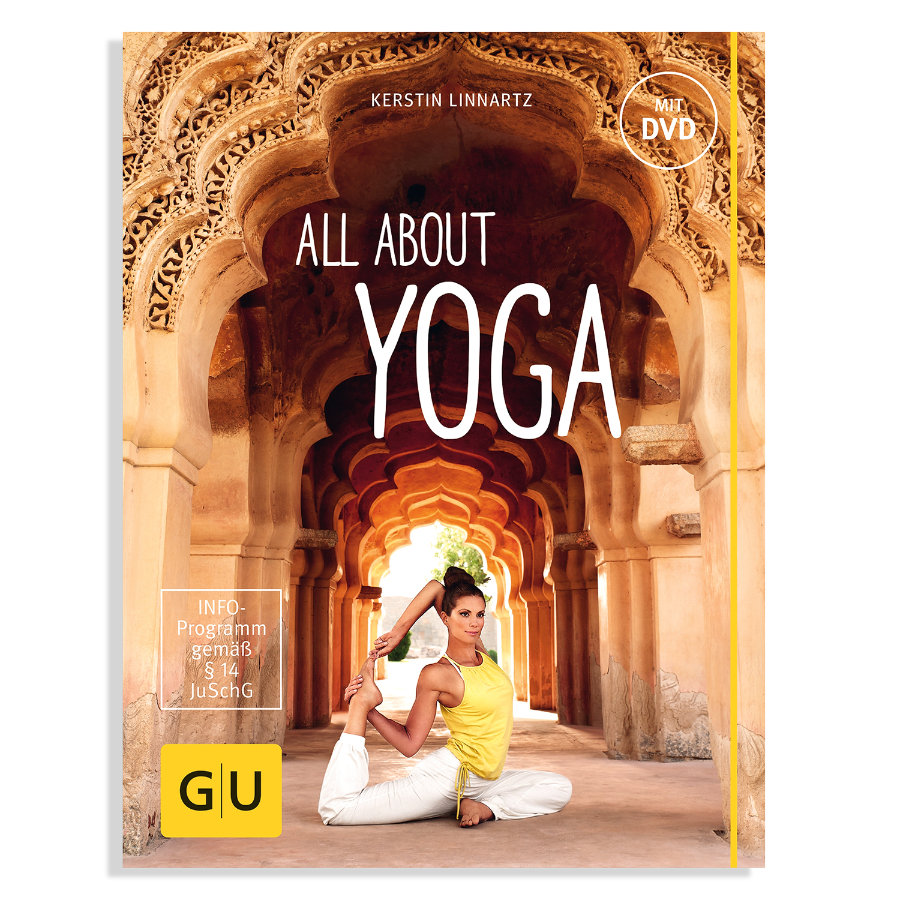 GU, All about Yoga (mit DVD)