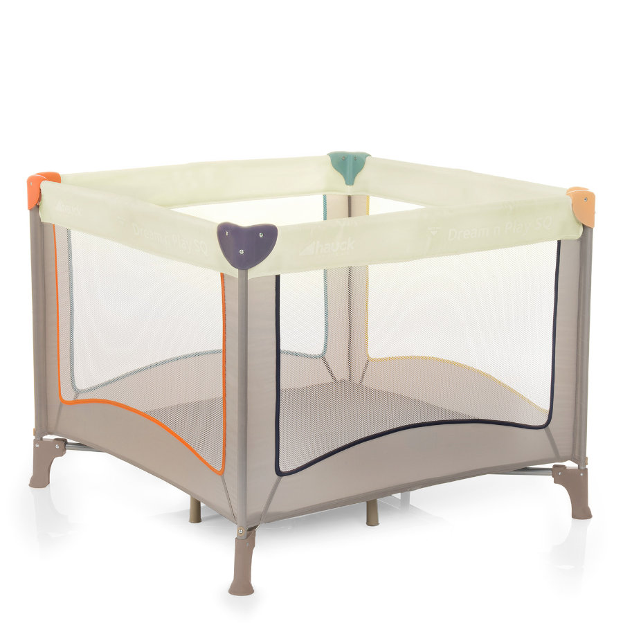 HAUCK Reisebett Dream'n Play SQ Multicolor Beige