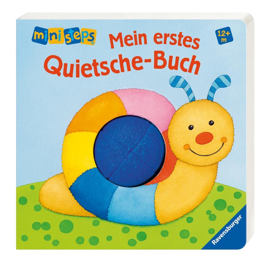 RAVENSBURGER ministeps Mein erstes Quietschebuch