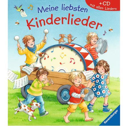 RAVENSBURGER Meine liebsten Kinderlieder + CD