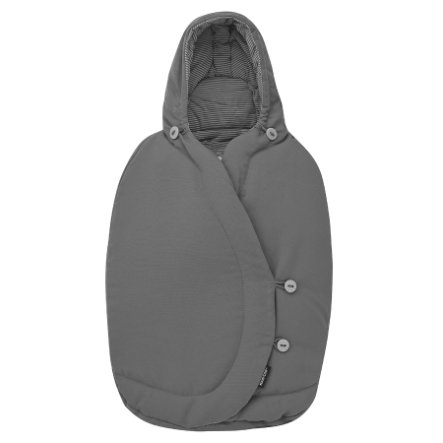 MAXI COSI Footmuff Pebble Concrete grey