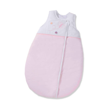 Easy Baby Schlafsack Molton 90cm Butterfly rose (451-85)