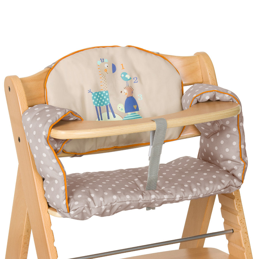 hauck r ducteur d 39 assise pour chaise haute alpha animals. Black Bedroom Furniture Sets. Home Design Ideas