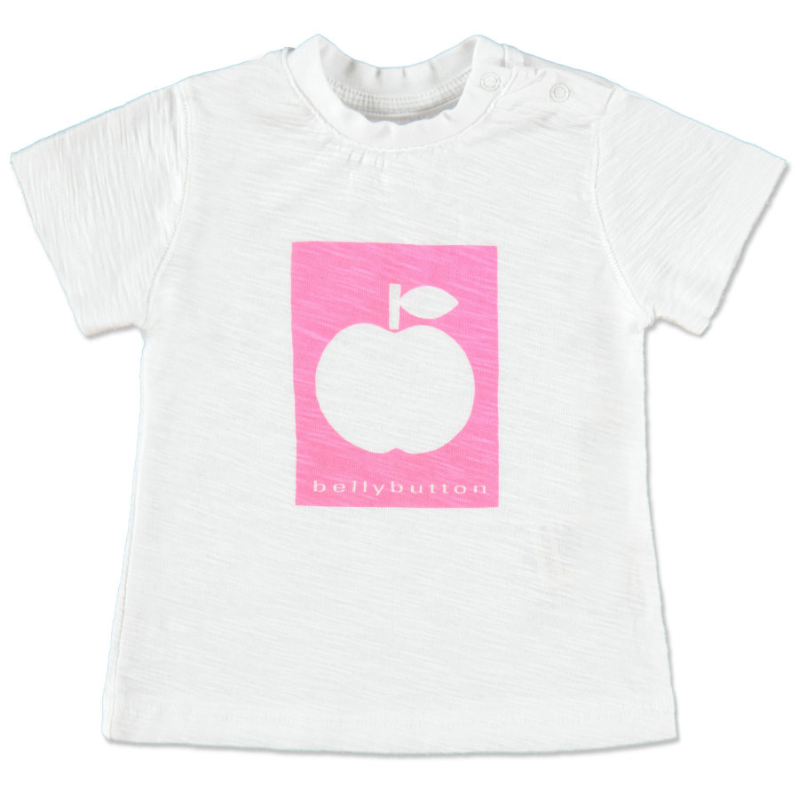 BELLYBUTTON Girls T-Shirt bright white
