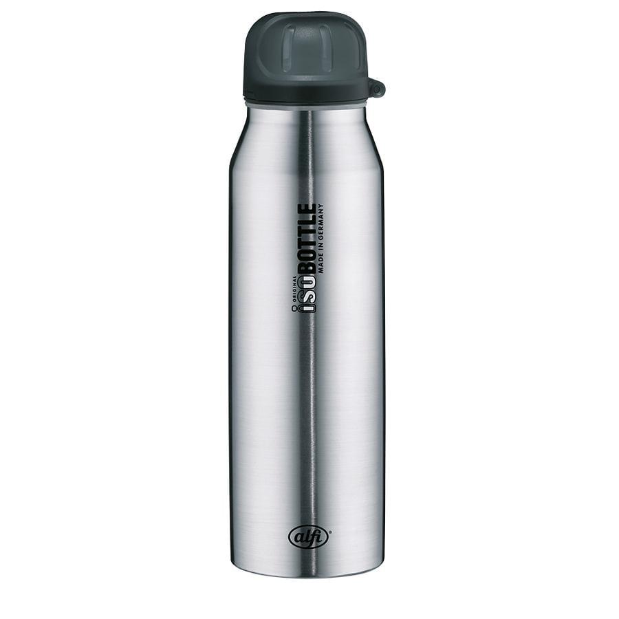ALFI Flaska ISO Bottle II av rostfritt stål, 0,5l