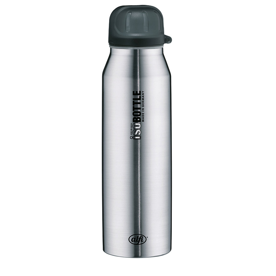 ALFI Trinkflasche ISO Bottle II aus Edelstahl 0,5l