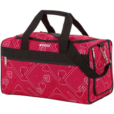 4YOU Flash Sports Bag Function 445-45 Heartlines