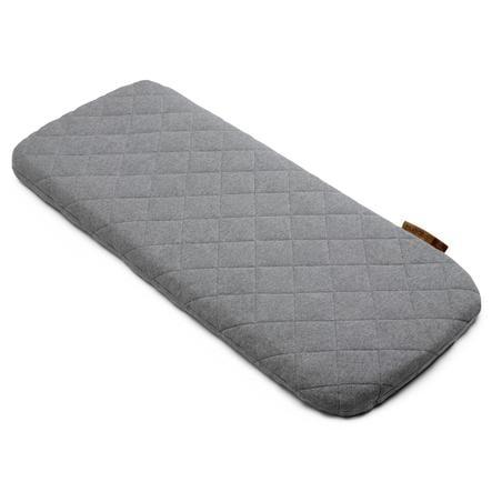 BUGABOO Woll-Matratzenbezug Grey Melange
