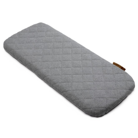 bugaboo Wool Matress Cover Grey Melange