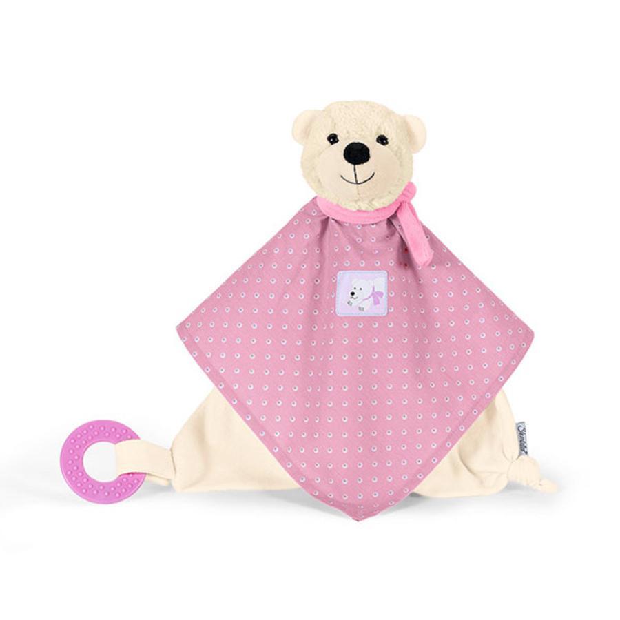 STERNTALER Kuscheltuch Eisbär Ella