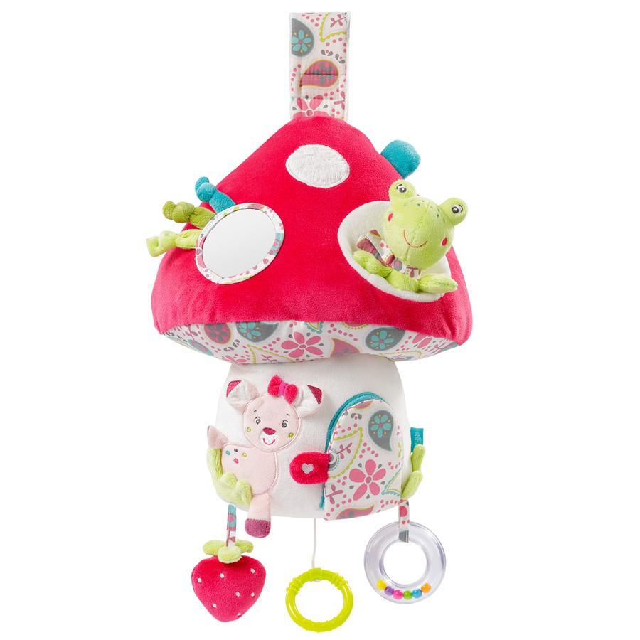 FEHN Spieluhr Pilz mit LED-Leuchten - Sweetheart
