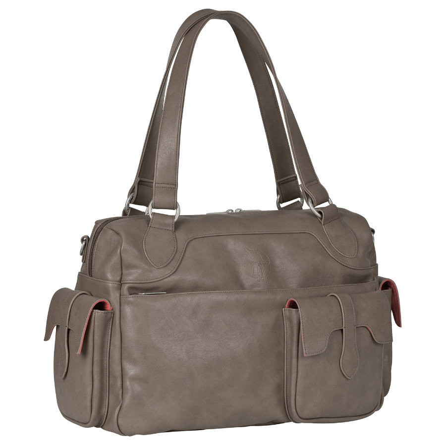 LÄSSIG Wickeltasche Shoulder Bag Tender hazel