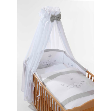 Easy Baby Bedset Stars & Friends Dreambear white