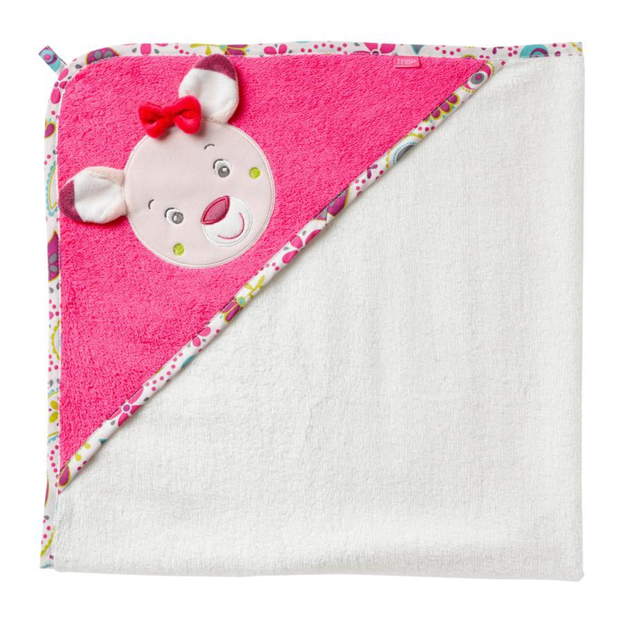 FEHN Håndklæde med hue Rådyr - Sweetheart