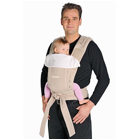 HOPPEDIZ Dětské nosítko Bondolino, klasik, krémové