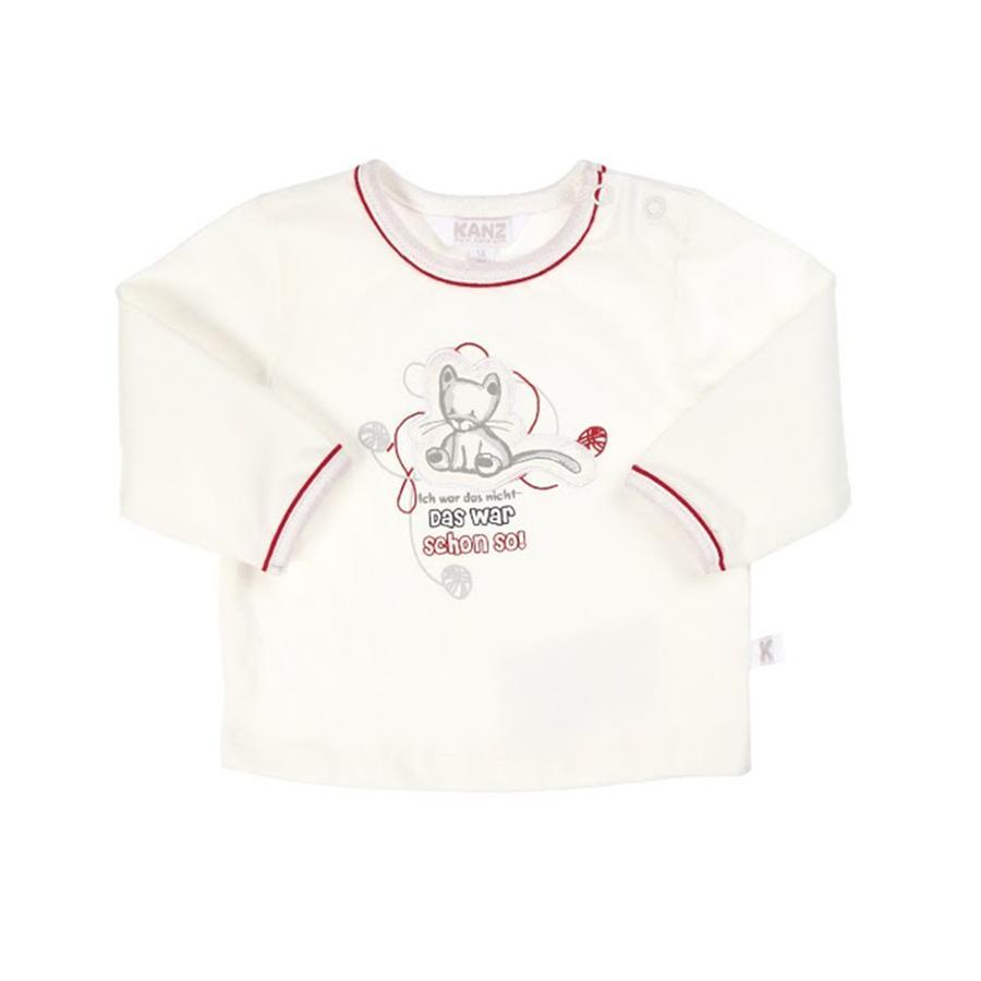 KANZ Baby Långärmad tröja snow white