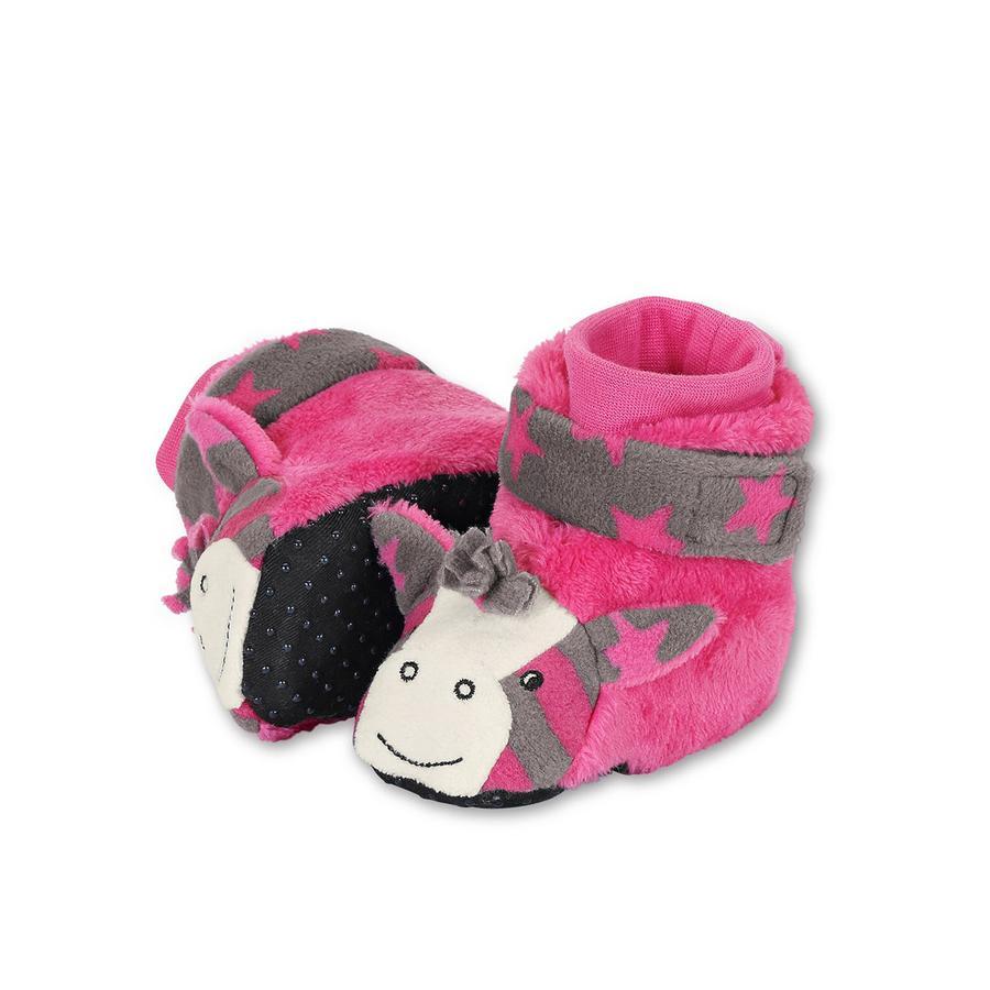 Sterntaler Baby-Schuh Ponyhortensie