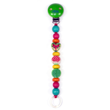 HESS Soother Chain - Forest Animals