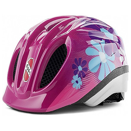 PUKY Kask rowerowy PH 1 Lovelypink rozm. M/L