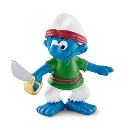 SCHLEICH  Pirate Smurf 20762