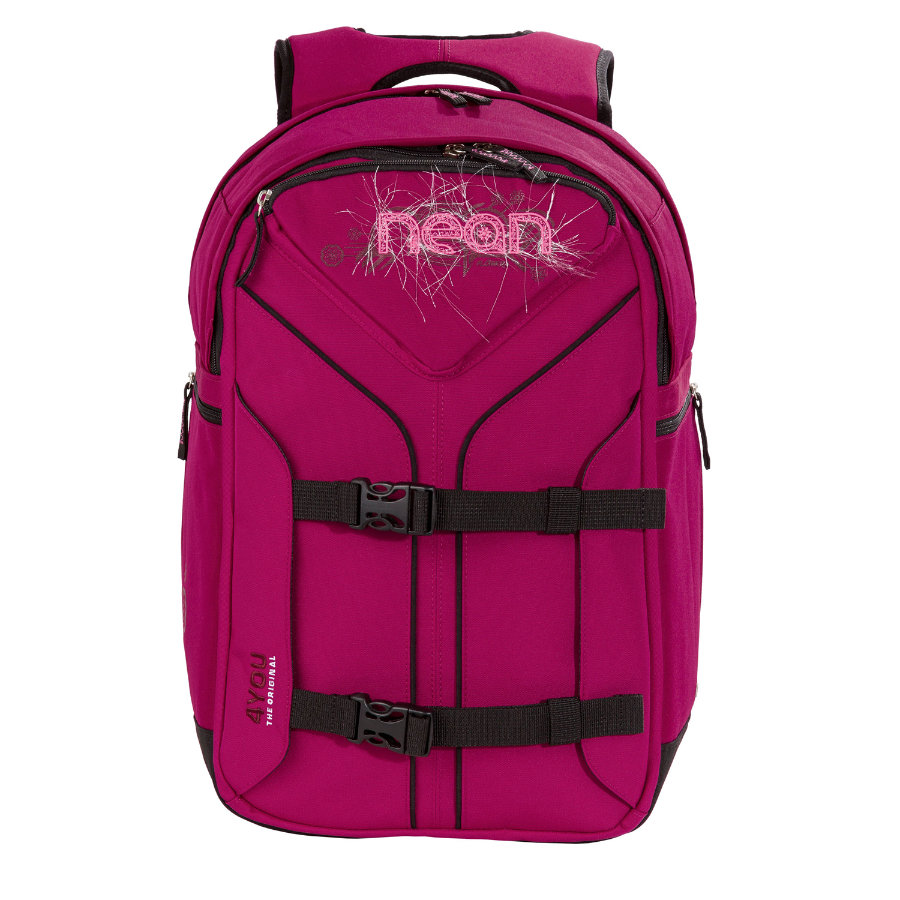 4YOU Flash RS Rucksack Boomerang Sport, 233-44 Neon