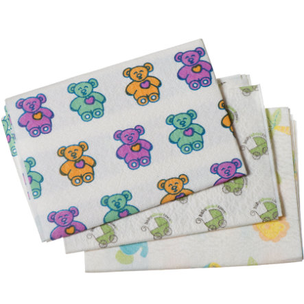 BIECO Multi-Purpose Cloths, 20 pcs.