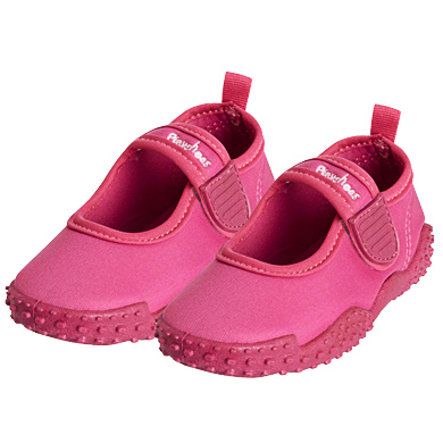 PLAYSHOES Chaussures de bain protection UV 50+ rose vif