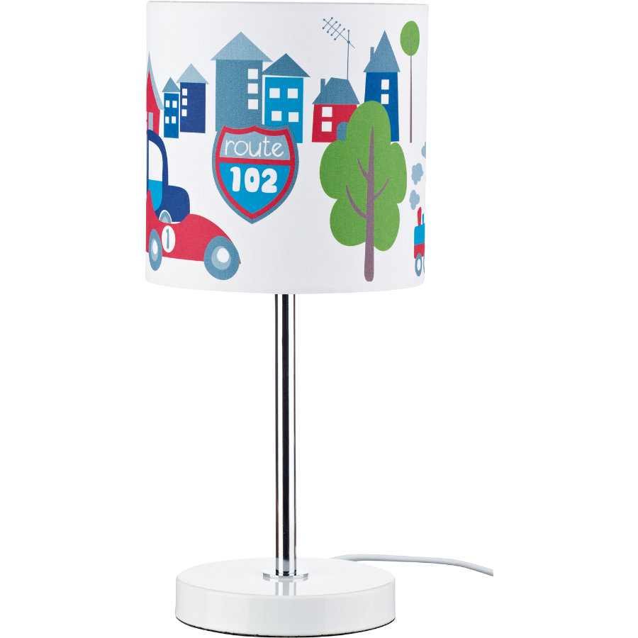 KIDS CONCEPT Lampe de table Turbo, bleu