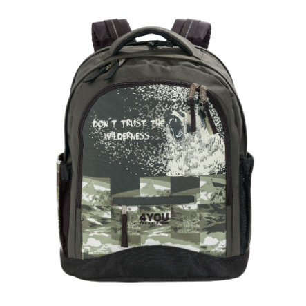 4YOU Flash Rucksack Compact, 226-44 Wilderness