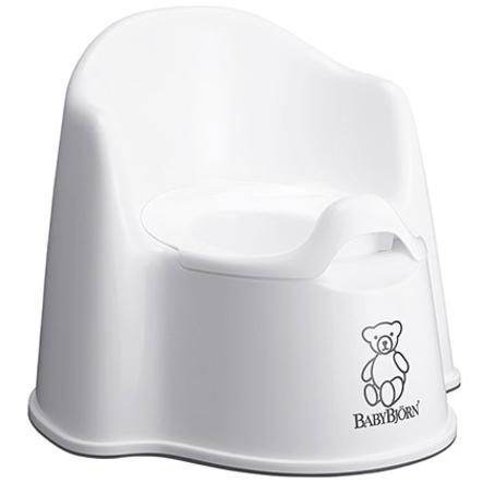 BABYBJÖRN Fauteuil pot blanc neige (55121)