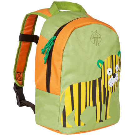 LÄSSIG Rugzak Mini Backpack Wildlife-Tiger