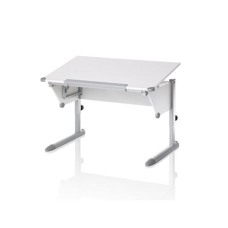 KETTLER Schreibtisch COOL TOP II, silber/weiß