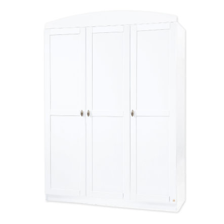 Pino Lino wardrobe Laura 3-drzwiowa szafa