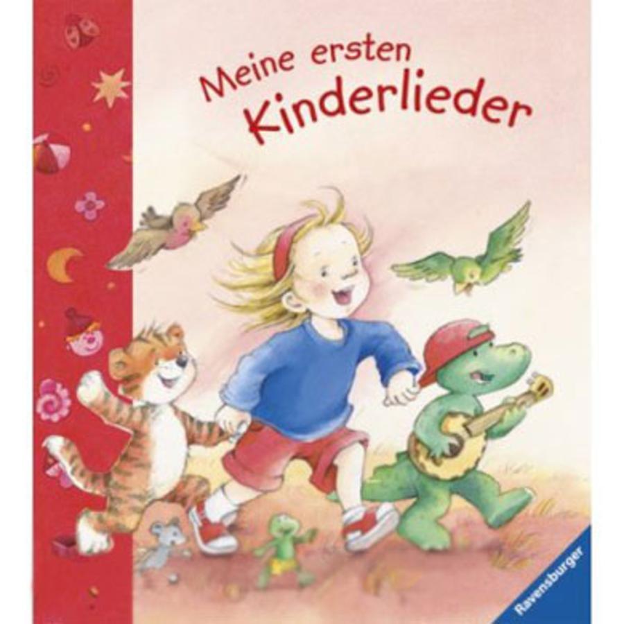 RAVENSBURGER moje první písničky - v nemcine