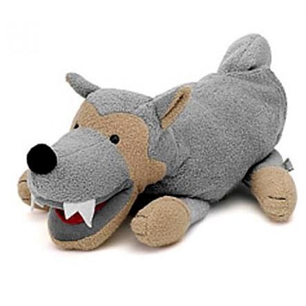 STERNTALER Handpop Wolf