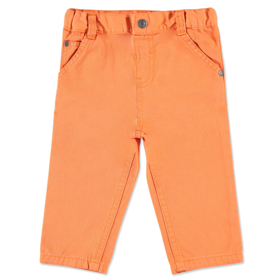 BLUE SEVEN Boys Baby Hose orange