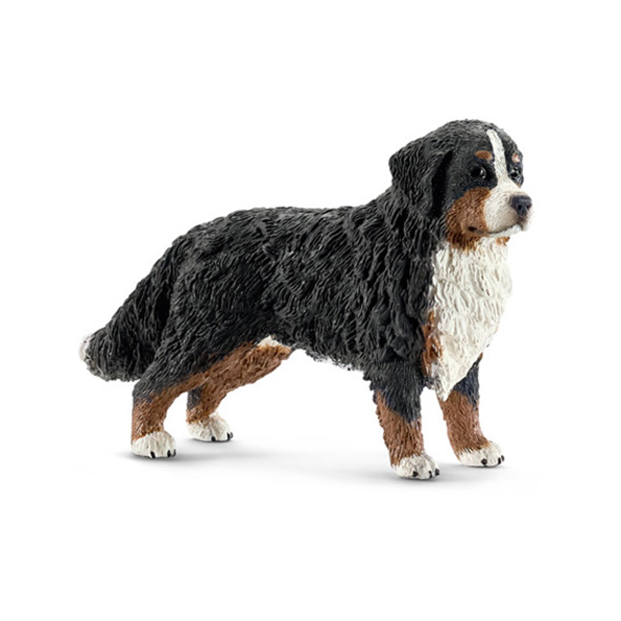 SCHLEICH Female Bernese Mountain Dog 16397