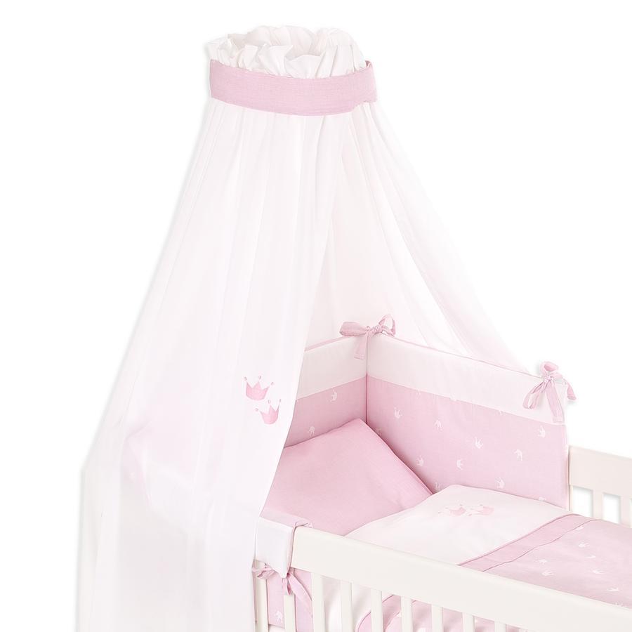 TRÄUMELAND Himmel Krone rosa 160 x 300 cm