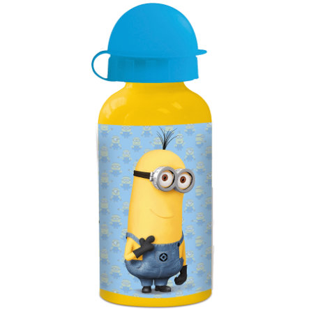 P:OS Aluminium Bottle 400 ml - Minions