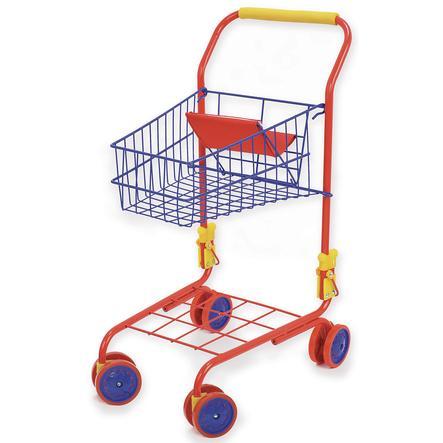BAYER Design Wózek na zakupy kolor czerwony/niebieski