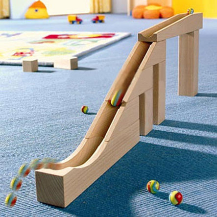HABA Ski Jump for Ball Track