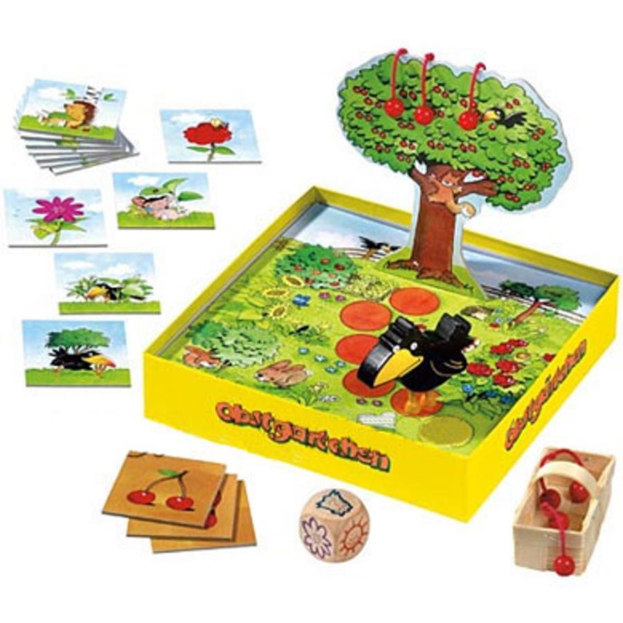 HABA Mitbringspiel Groß - Obstgärtchen 4460