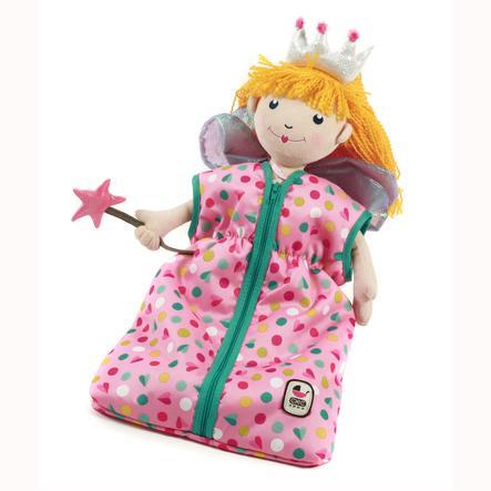 BAYER CHIC 2000 Śpiworek dla lalek Księżniczka Lillifee 793-79