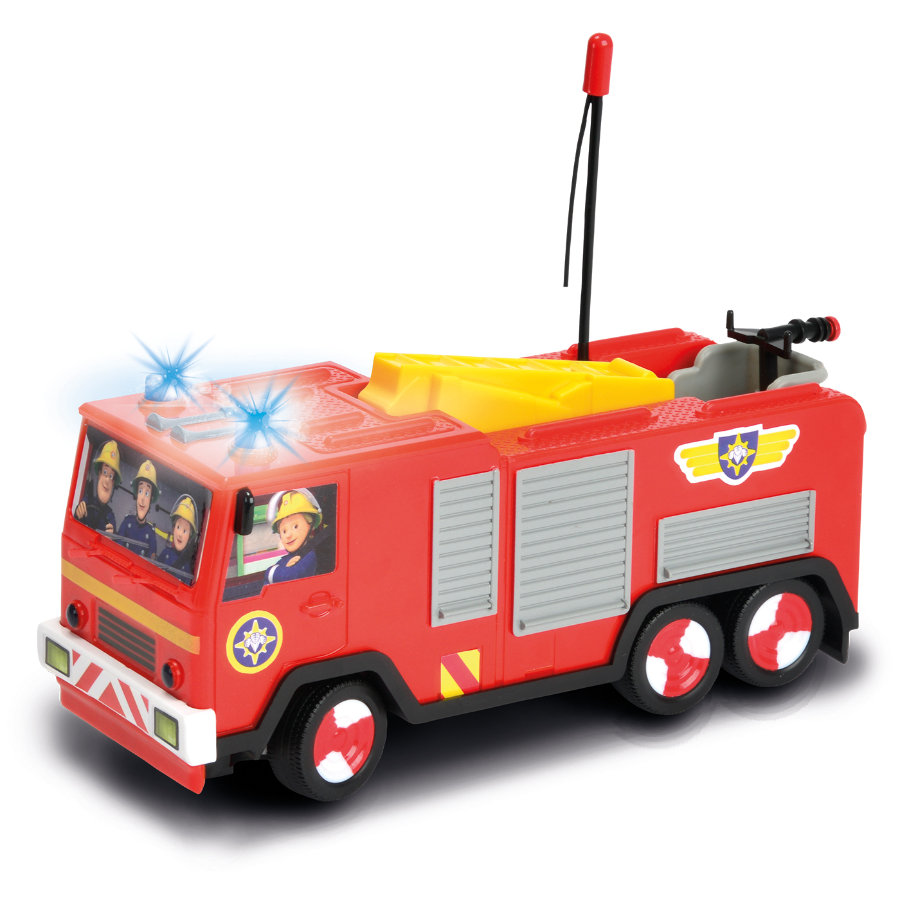 Dickie Wóz strażacki zdalnie sterowany RC Jupiter Strażak Sam